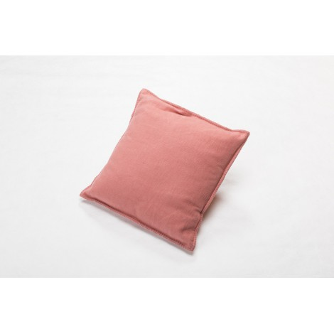 Cotton cushion SYLT rouge