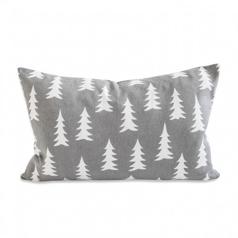 Cushion cover GRAN grey 40x60