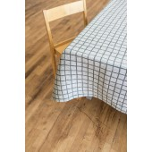 Table cloth RUTIG green 147x147