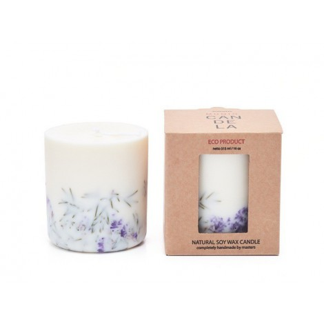 Candle Naturella Juniper Limonium 515ml