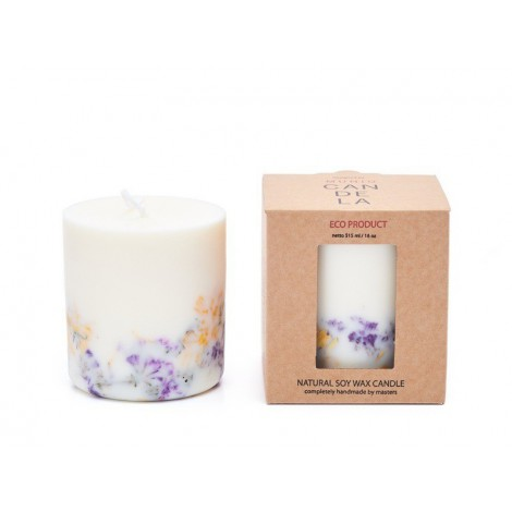 Candle Naturella Wild Flowers 515ml
