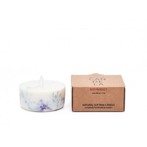 Candle Naturella Juniper Limonium 220ml