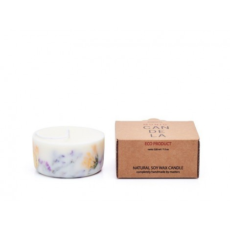 Candle Naturella Wild Flowers 220ml
