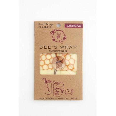 Potravinový ubrousek Bee's Wrap Sandwich