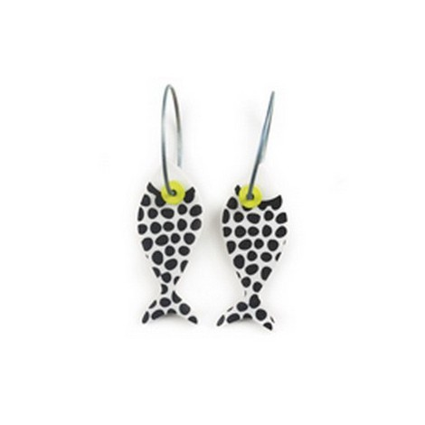 Earrings Fish 61D