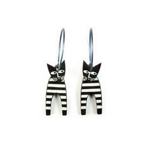 Earrings Cat 47B