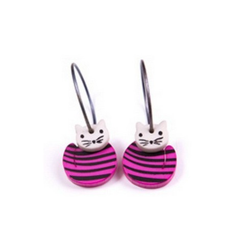 Earrings Cat 19A