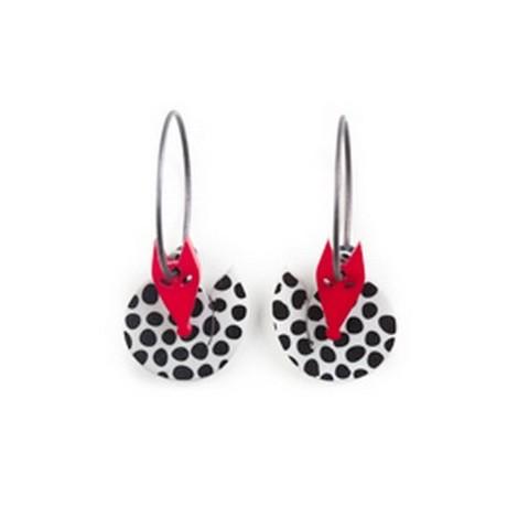 Earrings Fox 56C