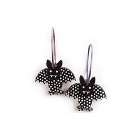Earrings Bat 21D