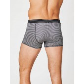 Boxerky bambus Gunn grey strip