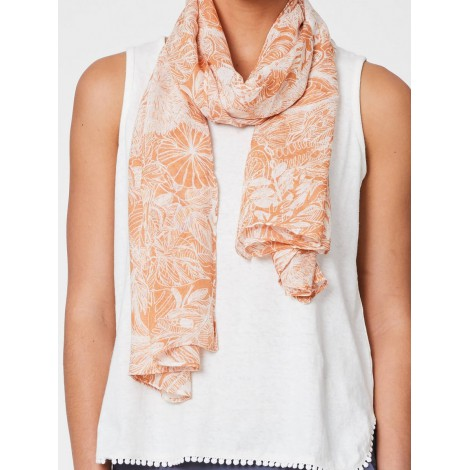 Scarf Wendy Bamboo Apricot