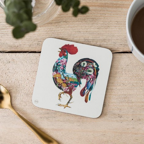 Coasters DM Rooster