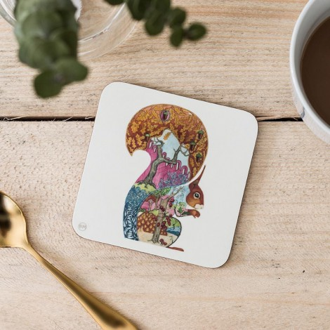Coasters DM Squirrel