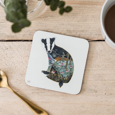 Coasters DM Badger