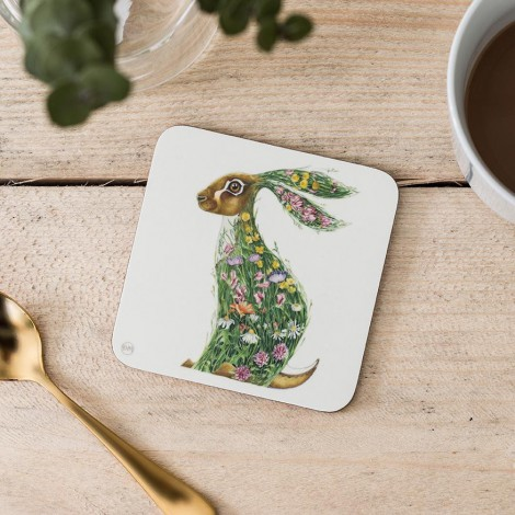 Coasters DM Hare in a Meadow
