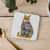 Coaster Ginger Tom