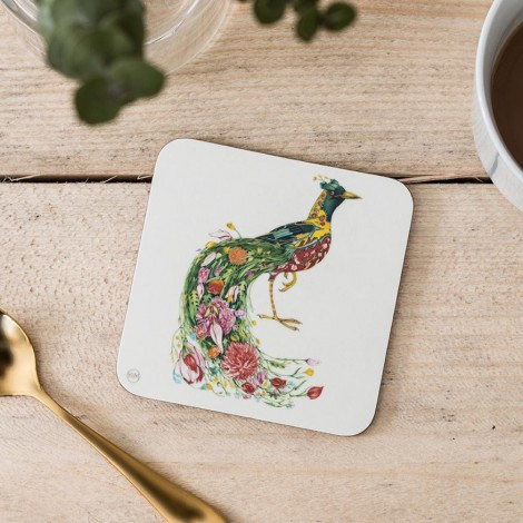 Coasters DM Bird of Paradise
