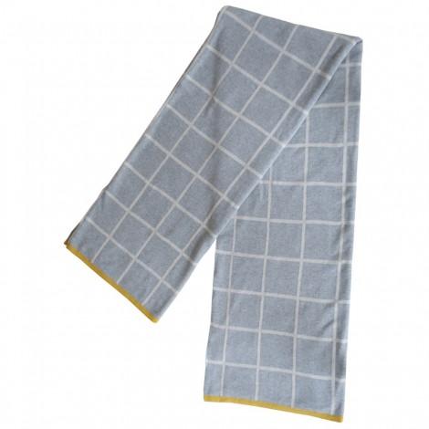 Pletená bavlněná deka Todden grey