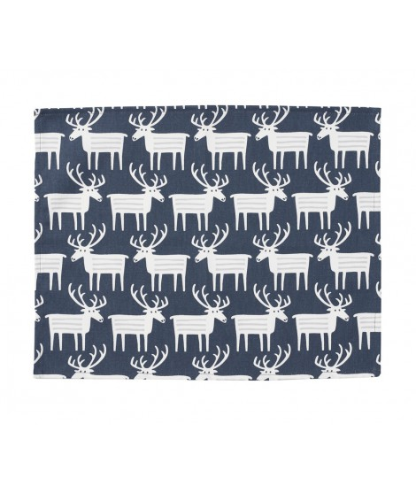 Table mat Reindeer