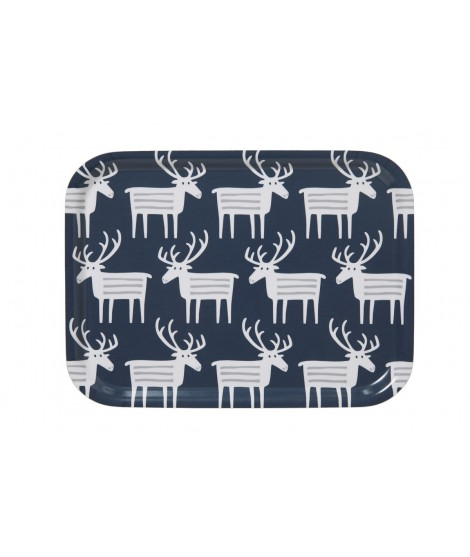 Small tray Reindeer