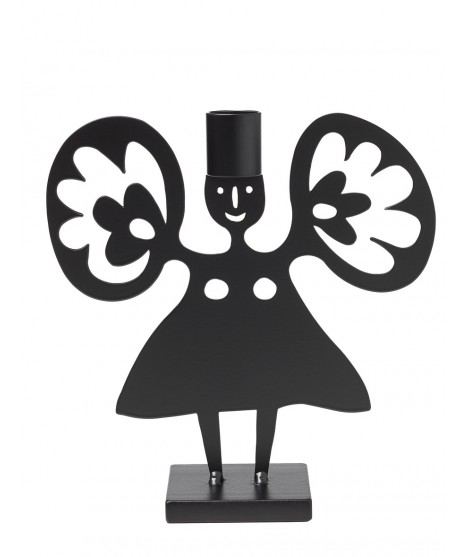 Candle holder Flower Angel