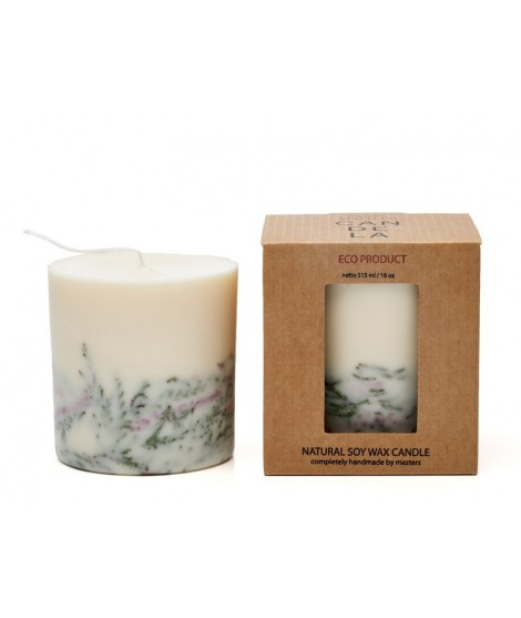 Candle Naturella Heather 515ml