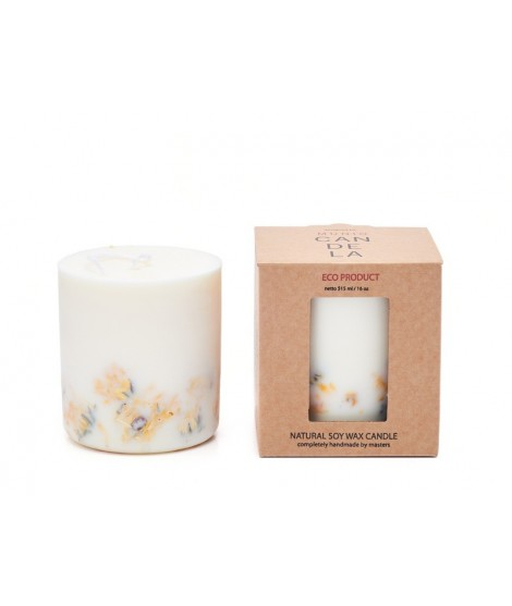 Candle Naturella Marigold 515ml