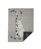 Wool Baby blanket Moomin Tree Hug