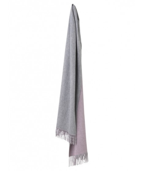 Scarf His & Her dahlia grey
