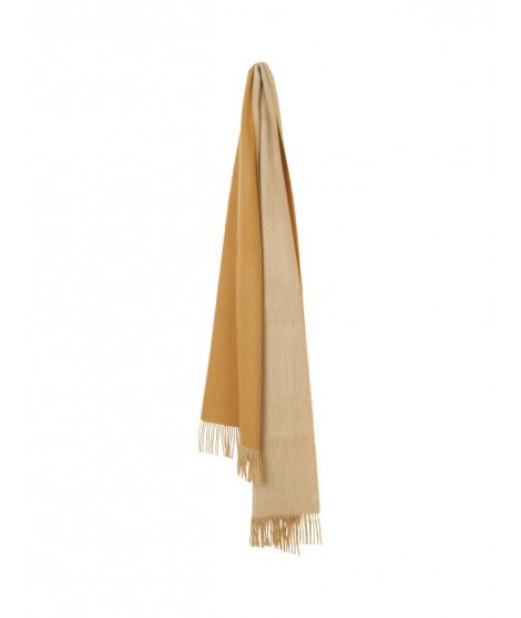 Scarf His & Her curry beige