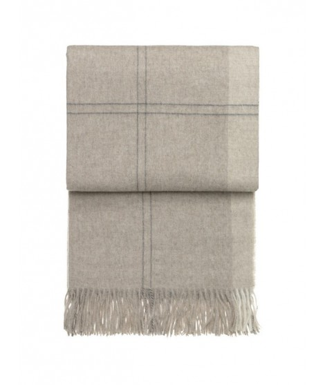 Alpaka throw Latitude beige