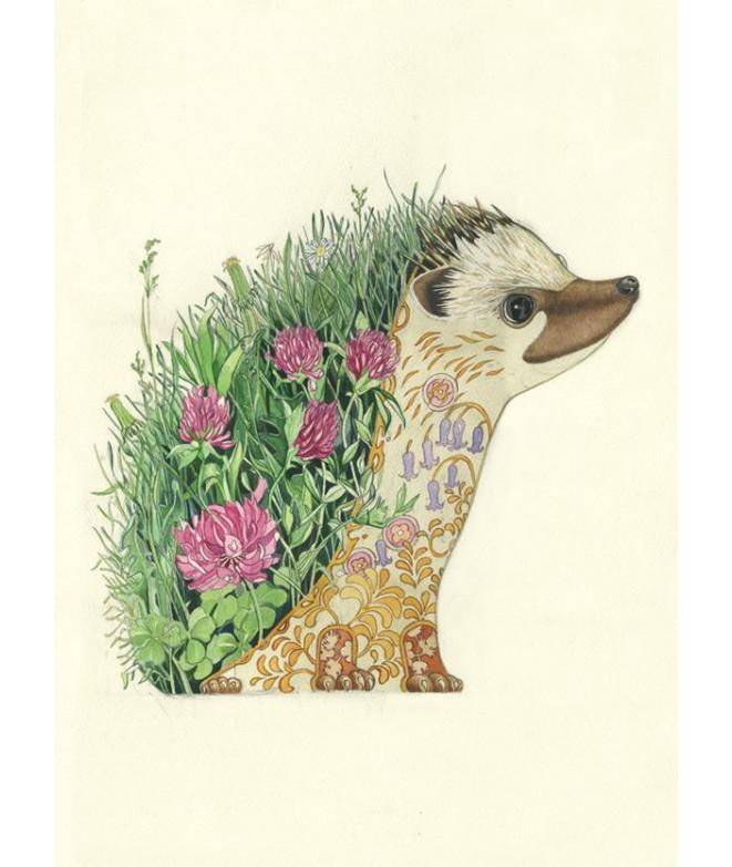 Obraz The DM Hedgehog