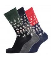 Merino ponožky Nature