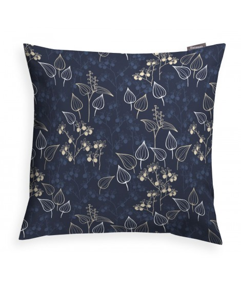 Cushion cover Mustikka blue