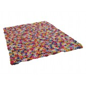 Carpet Flowers Ball Rug