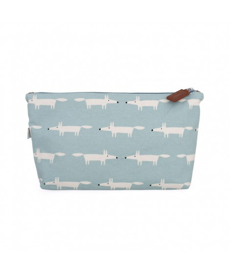 Cosmetic bag Mr Fox Sky large
