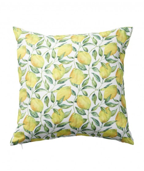Cushion cover Lemon Tree