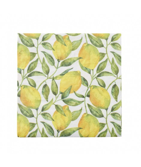 Paper napkins Lemon Tree
