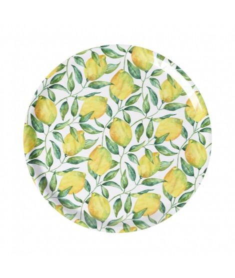 Round tray Lemon Tree d38