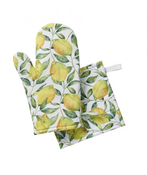 Oven glove Lemon Tree