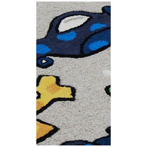 Dětský koberec Flying Club detail