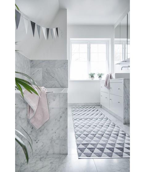 Plastic rug Tribus grey 70x200 kuchyně