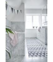 Plastový koberec Tribus grey 70x200  kuchyně