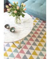 Plastový koberec Tribus multi 70x200 sofa