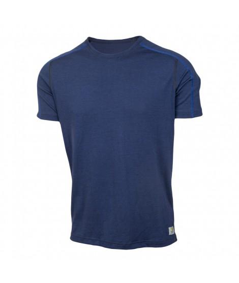 Janus LW merino T-shirt M SS navy