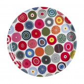 Round tray Candy multi