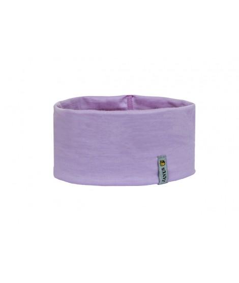 Janus LW dětská merino čelenka purple