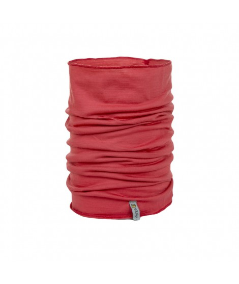 Janus LW merino neckwarmer Red