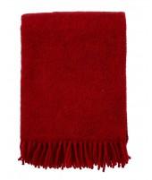 Vlněný pléd Gotland red
