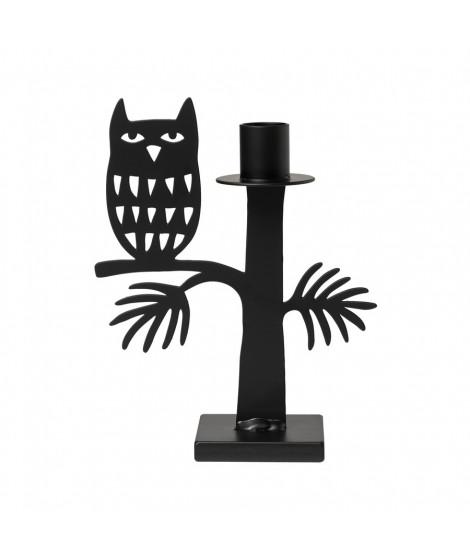 Candle Owl